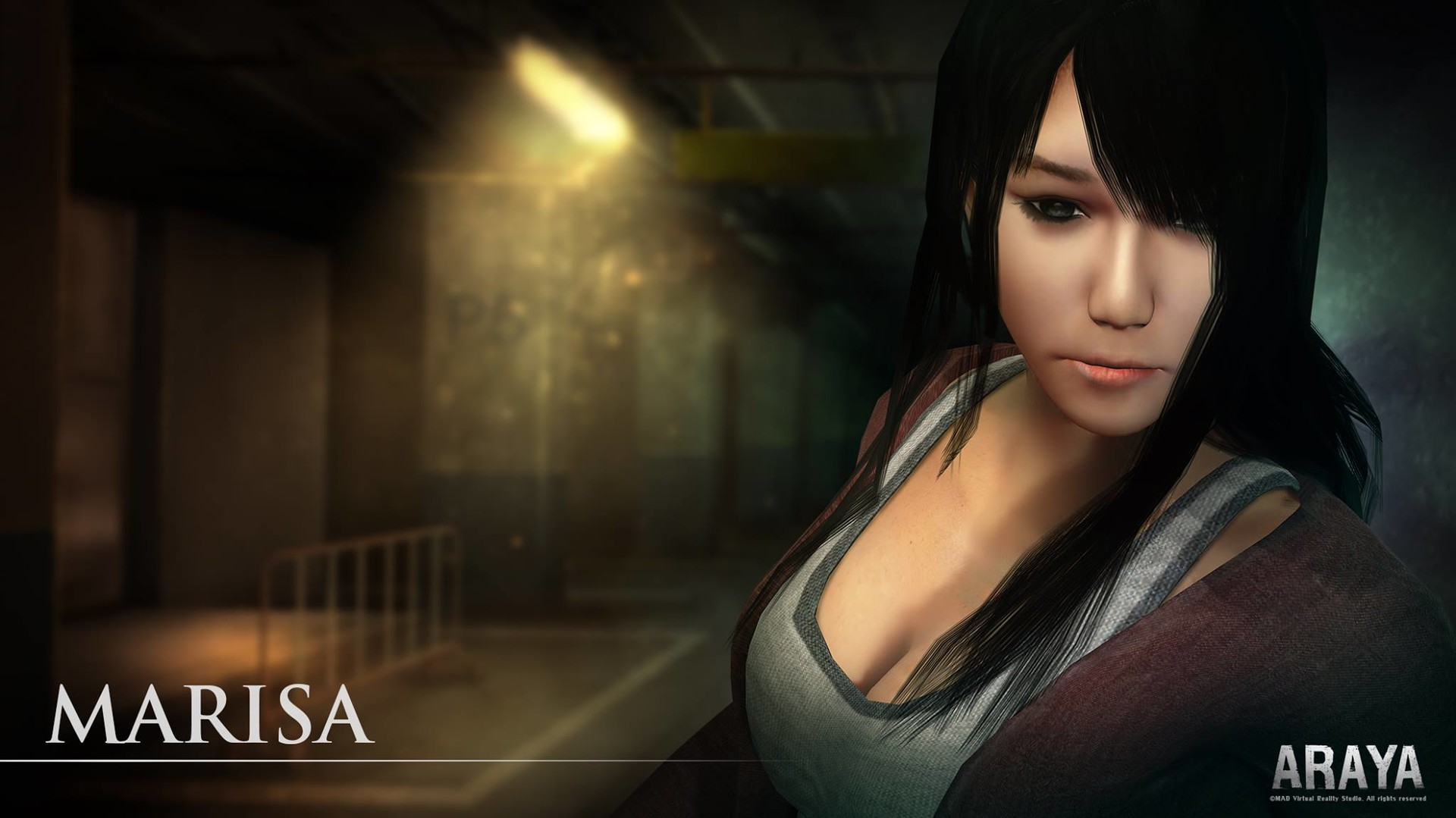 ARAYA On Steam