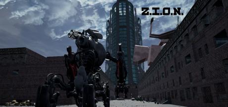 Z.I.O.N. Steam Game