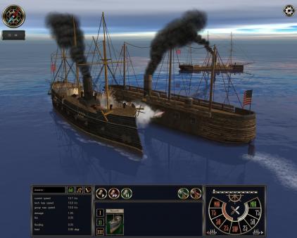 Ironclads: High Seas