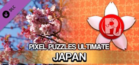 Pixel Puzzles Ultimate - Puzzle Pack: Japan