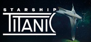 Starship Titanic cover art