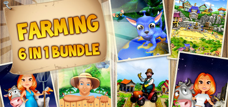 Farming 6-in-1 bundle Cover Image