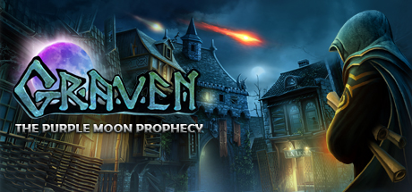 Teaser image for GRAVEN The Purple Moon Prophecy
