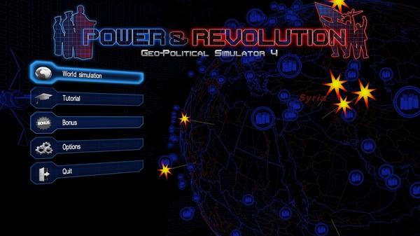 Power & Revolution