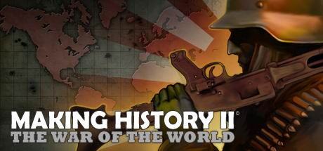 Making History II: The War of the World cover art