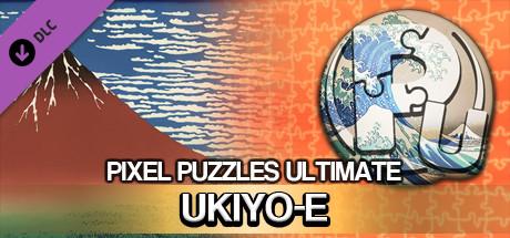 Pixel Puzzles Ultimate - Puzzle Pack: Ukiyo-e