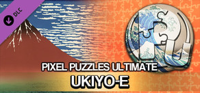 Pixel Puzzles Ultimate - Puzzle Pack: Ukiyo-e