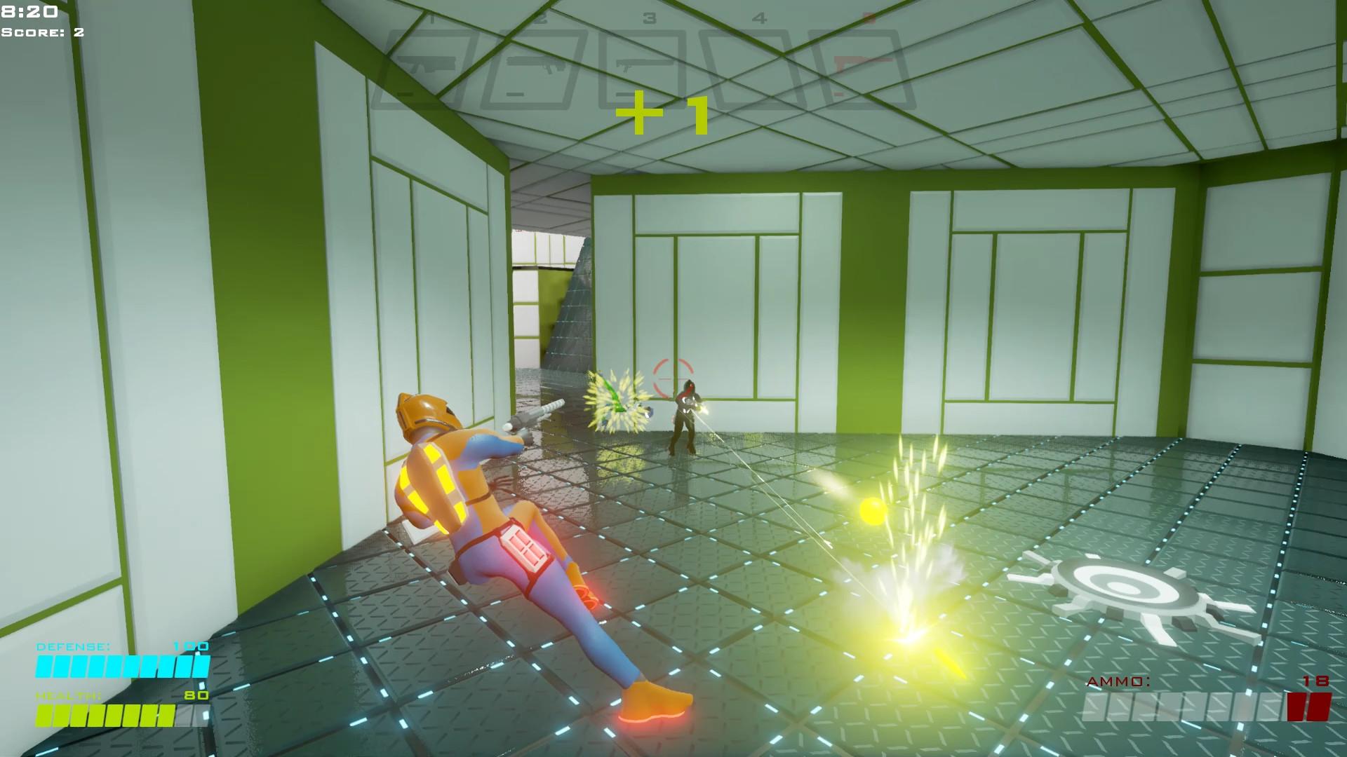 Zero G Arena on Steam