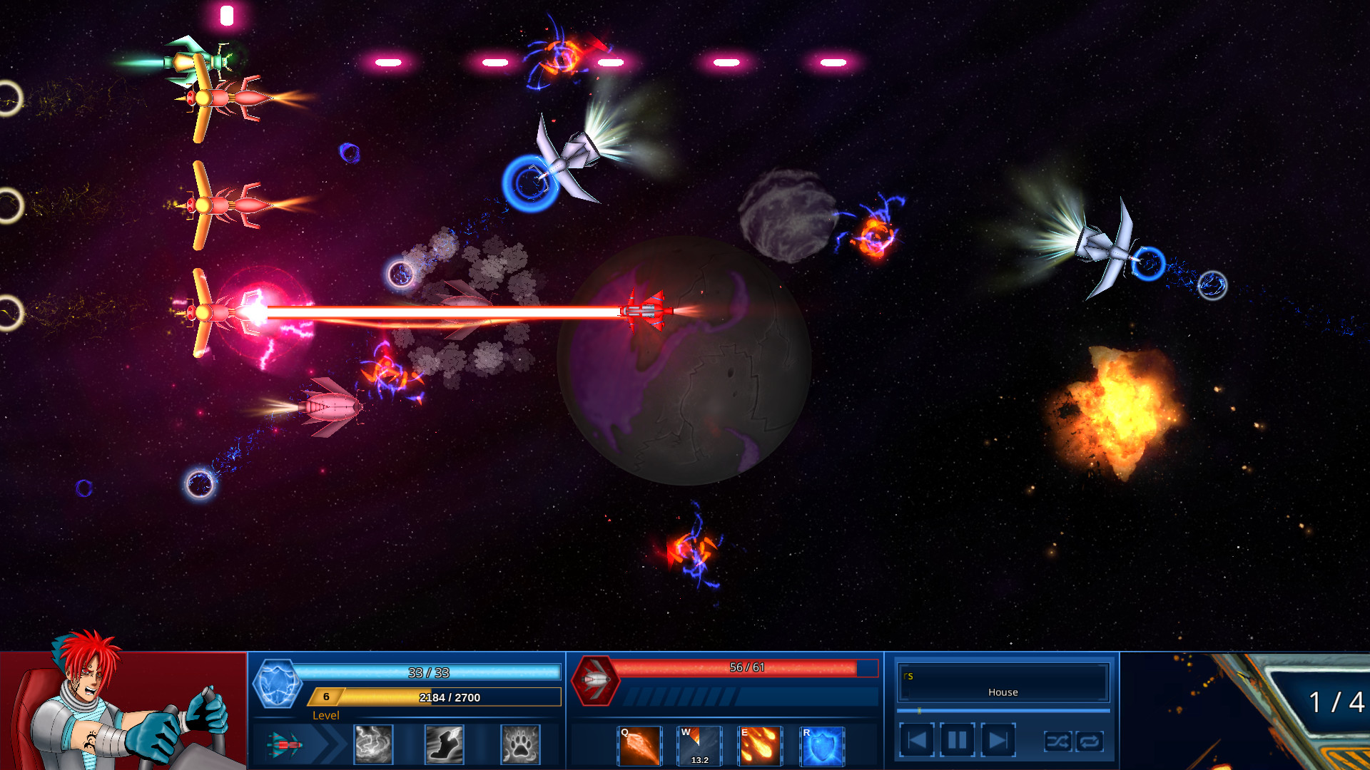 Survive in Space Screenshot 1
