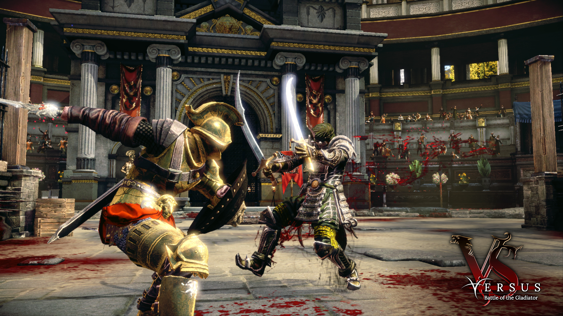 Online Gladiator Games