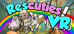 Rescuties! VR cover art