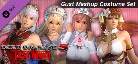 Gust Mashup Costume Set