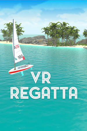 VR Regatta - The Sailing Game poster image on Steam Backlog