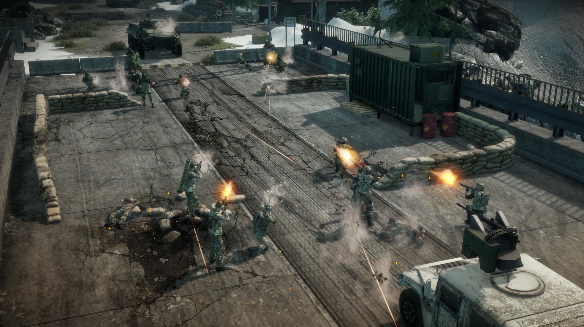 Warfare Online on Steam