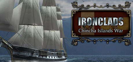 Купить Ironclads: Chincha Islands War 1866