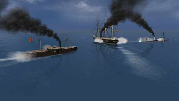 Ironclads: Chincha Islands War 1866
