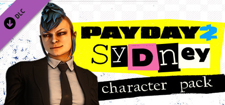 PAYDAY 2: Sydney Character Pack | DLC