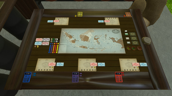 Tabletop Simulator - Indonesia