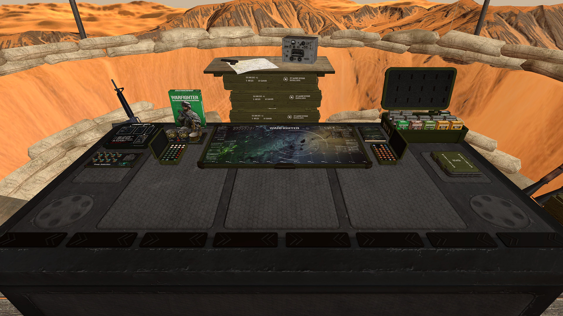 Tabletop Simulator - Warfighter Screenshot 1