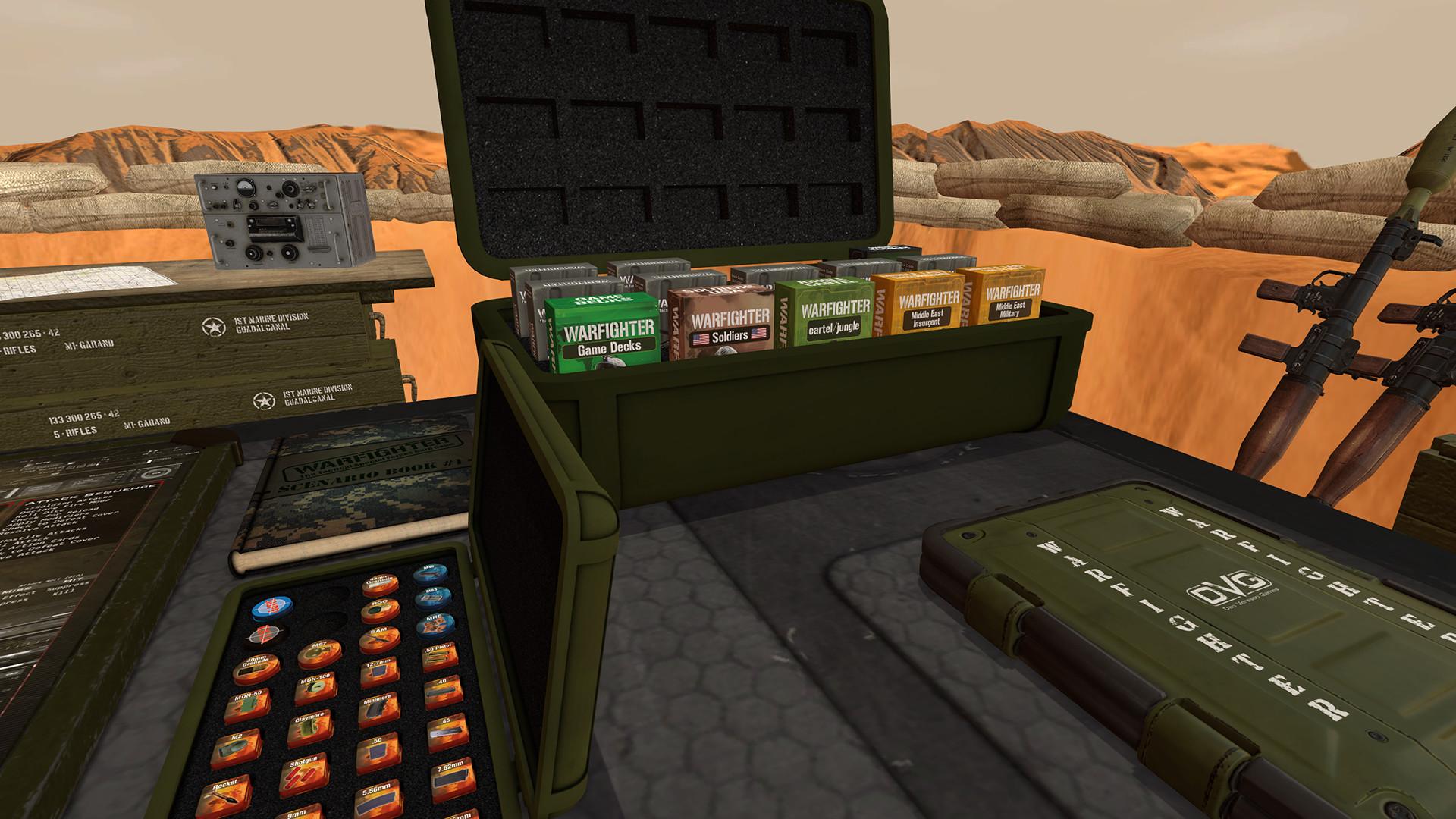 Tabletop Simulator - Warfighter Screenshot 3