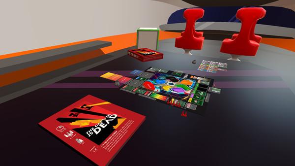 Tabletop Simulator - The Captain Is Dead (DLC)