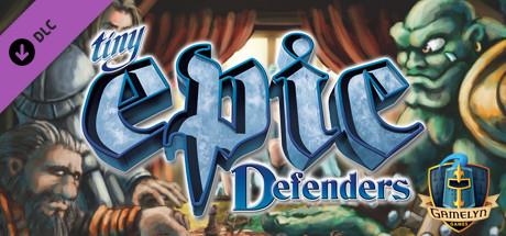 Tiny Epic Defenders | DLC