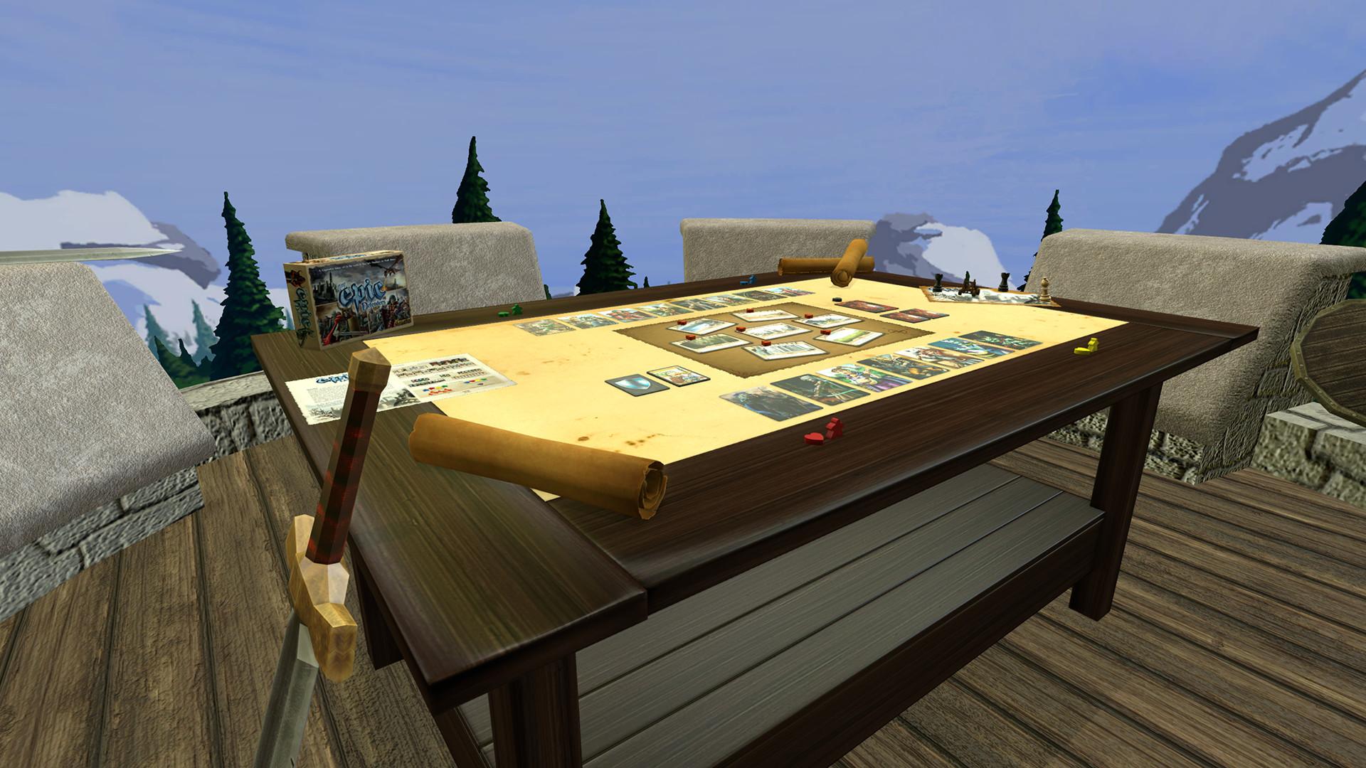 Tabletop Simulator - Tiny Epic Defenders