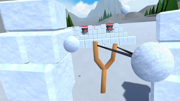 Snow Fortress Screenshot
