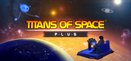 Titans of Space PLUS Capa