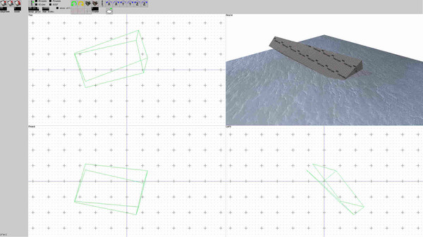скриншот 3D Sprite Renderer and Convex Hull Editor 4