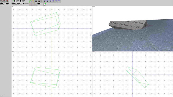 скриншот 3D Sprite Renderer and Convex Hull Editor 5