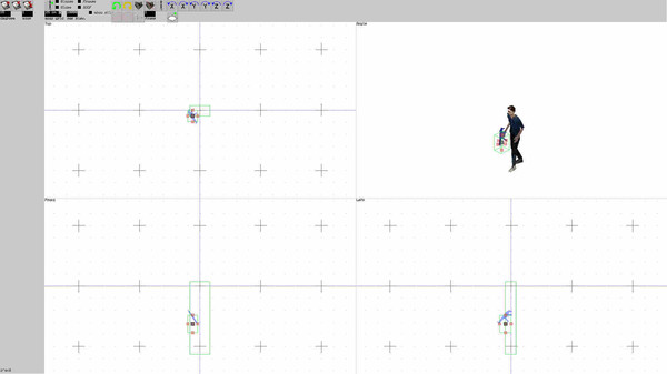 скриншот 3D Sprite Renderer and Convex Hull Editor 1