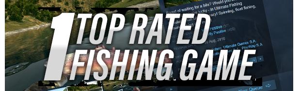 , Ultimate Fishing Simulator, P2Gamer