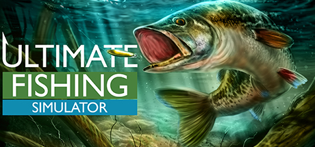 Ultimate Fishing Simulator Capa