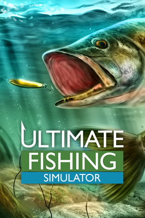 Ultimate Fishing Simulator poster image on Steam Backlog