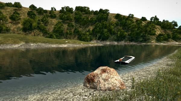 Capture d'écran n°3 du Jeu Ultimate Fishing Simulator