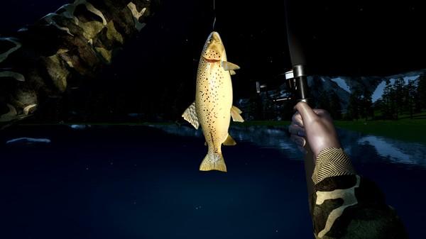 Capture d'écran n°5 du Jeu Ultimate Fishing Simulator