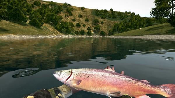 Capture d'écran n°1 du Jeu Ultimate Fishing Simulator