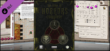 Fantasy Grounds - Tome of Horrors Complete - PFRPG