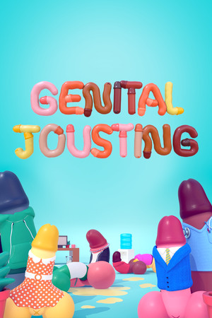 Genital Jousting poster image on Steam Backlog