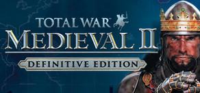 Medieval II: Total War cover art