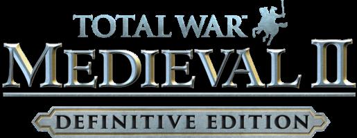 Total War: MEDIEVAL II – Definitive Edition logo