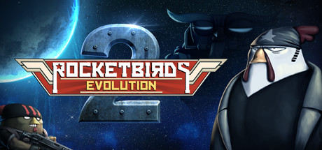 Teaser image for Rocketbirds 2 Evolution