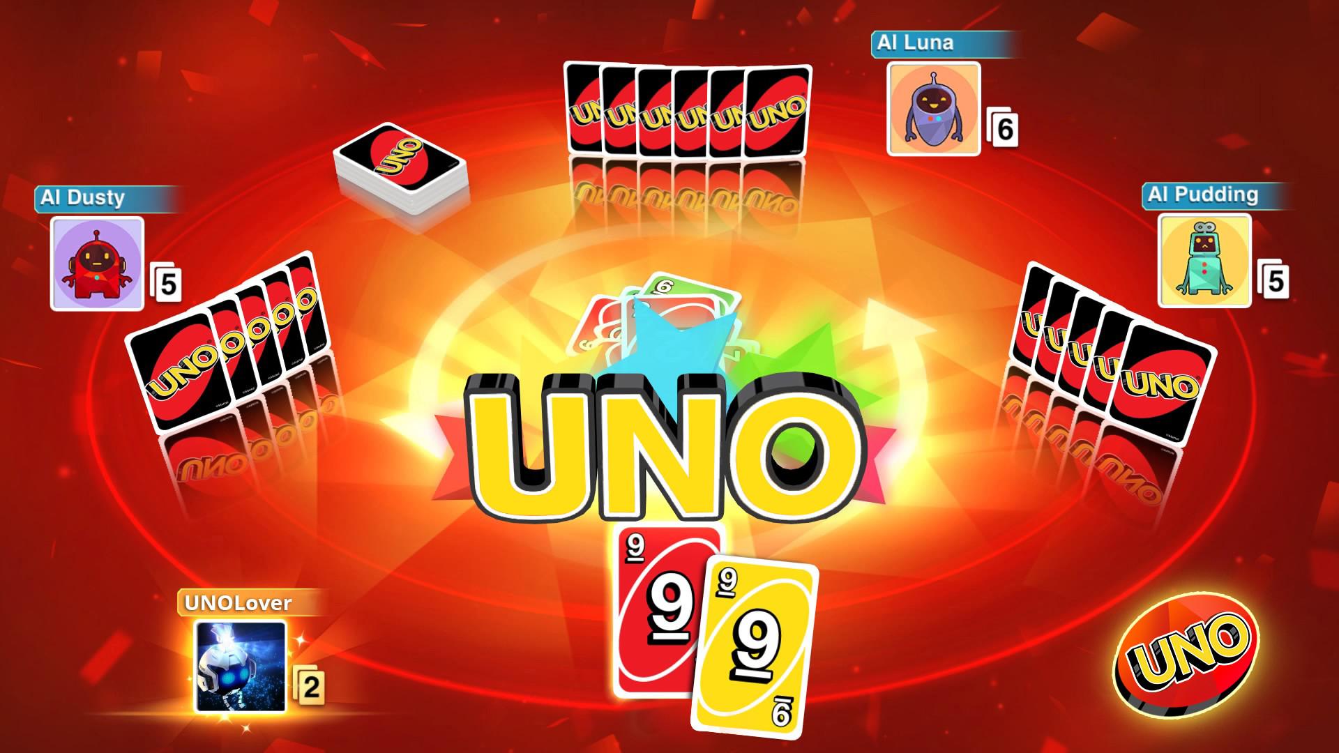 Uno Online Game