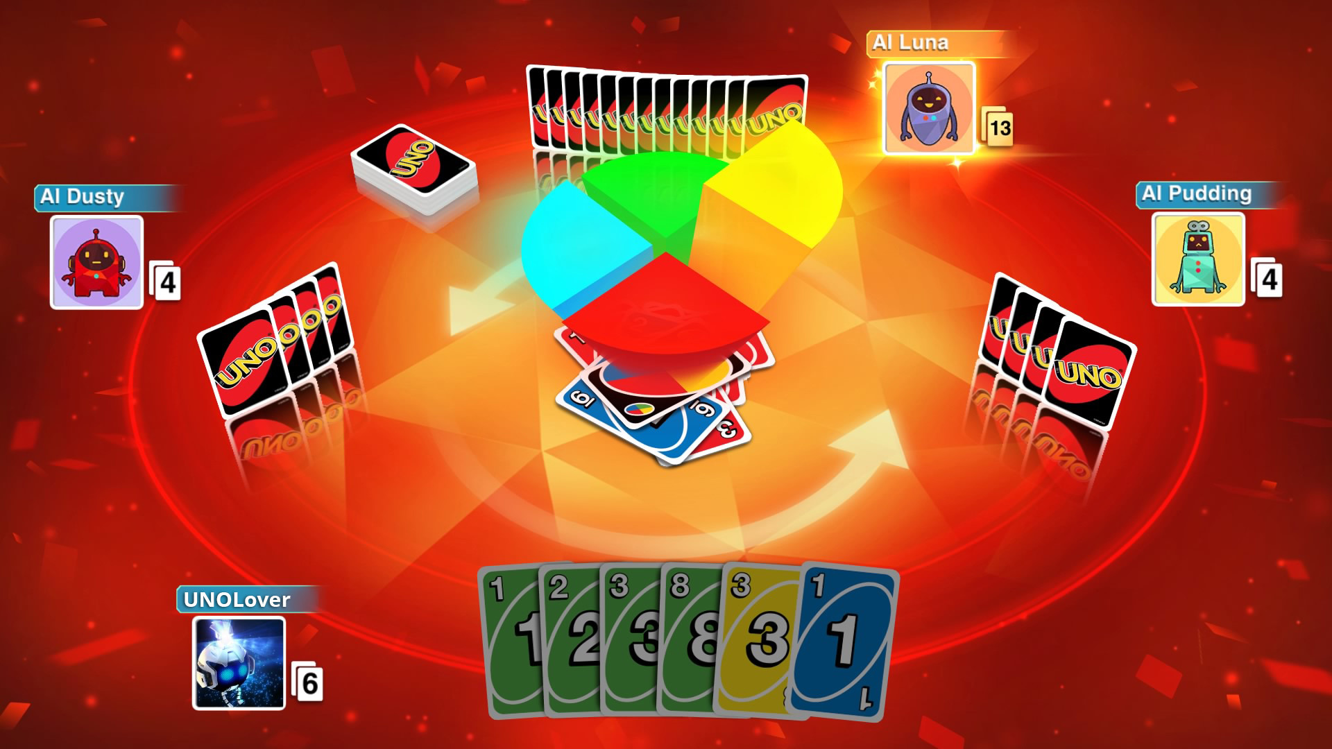 how to play uno online