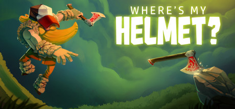 Where's My Helmet? cover art
