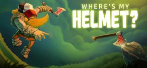 Where's My Helmet? cover art