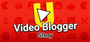 Video Blogger Story cover art