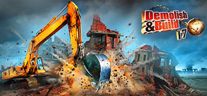 Demolish & Build 2017 cover art