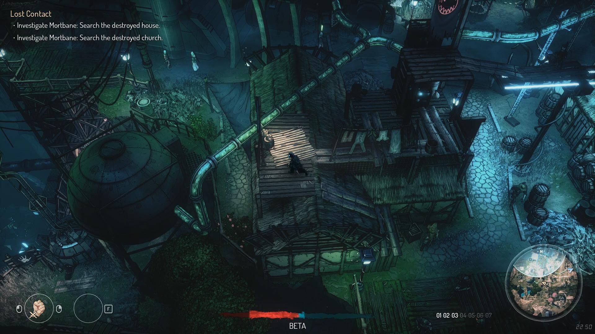 Seven: Enhanced Edition Screenshot 2